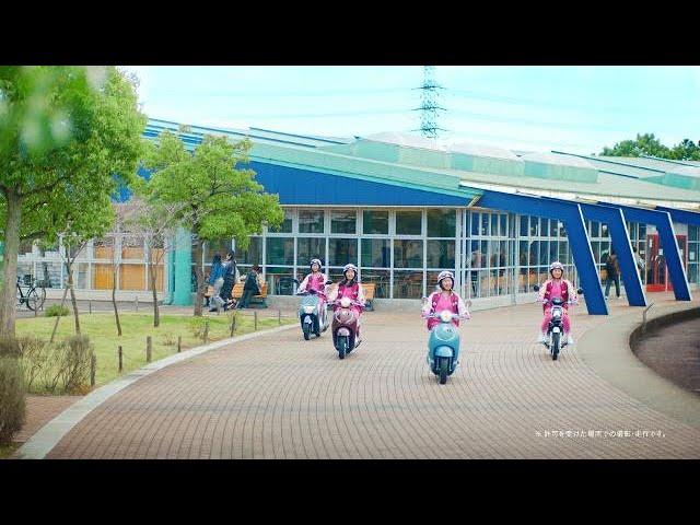 出演情報:CM CHAI × Honda「バイクに乗っちゃう? MUSIC FES.」篇 60秒に出演いたしました